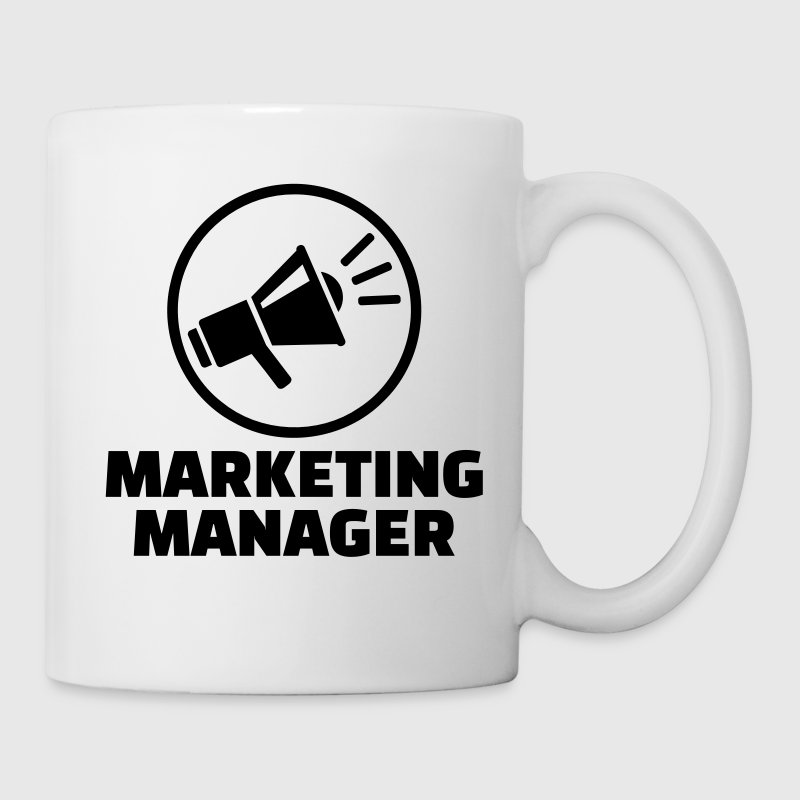 Marketing manager Mugs & Drinkware - Coffee/Tea Mug