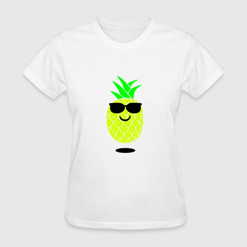 cool pineapple Women's T-Shirts - Women's T-Shirt