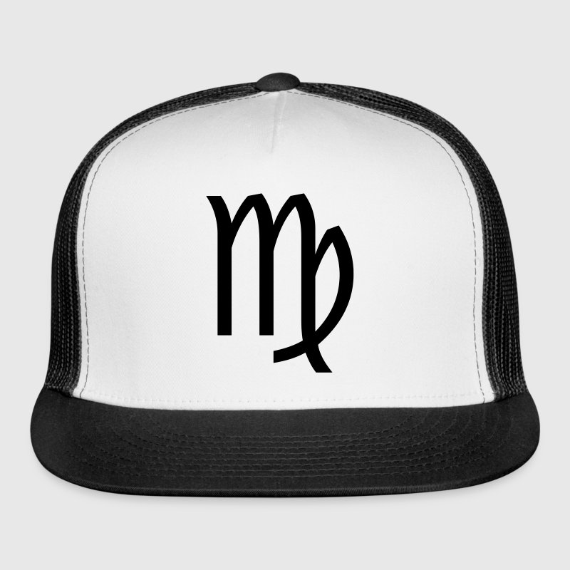 Virgo zodiac sign for Horoscope Sportswear - Trucker Cap