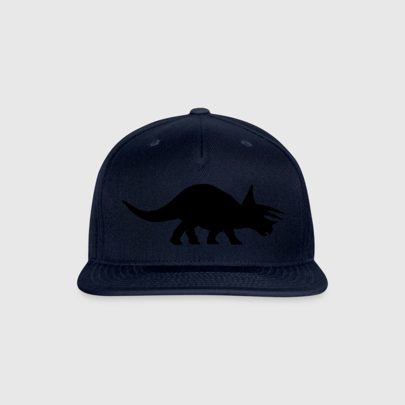 dinosaur baseball hat custom triceratops sportswear snap cap the good toddler