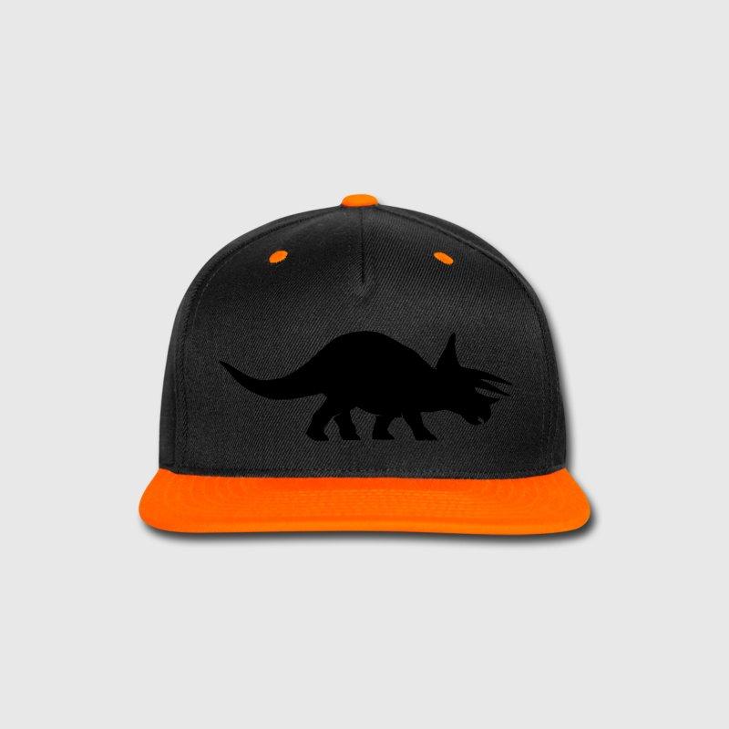 custom triceratops dinosaur sportswear snap baseball cap toddler hat the good