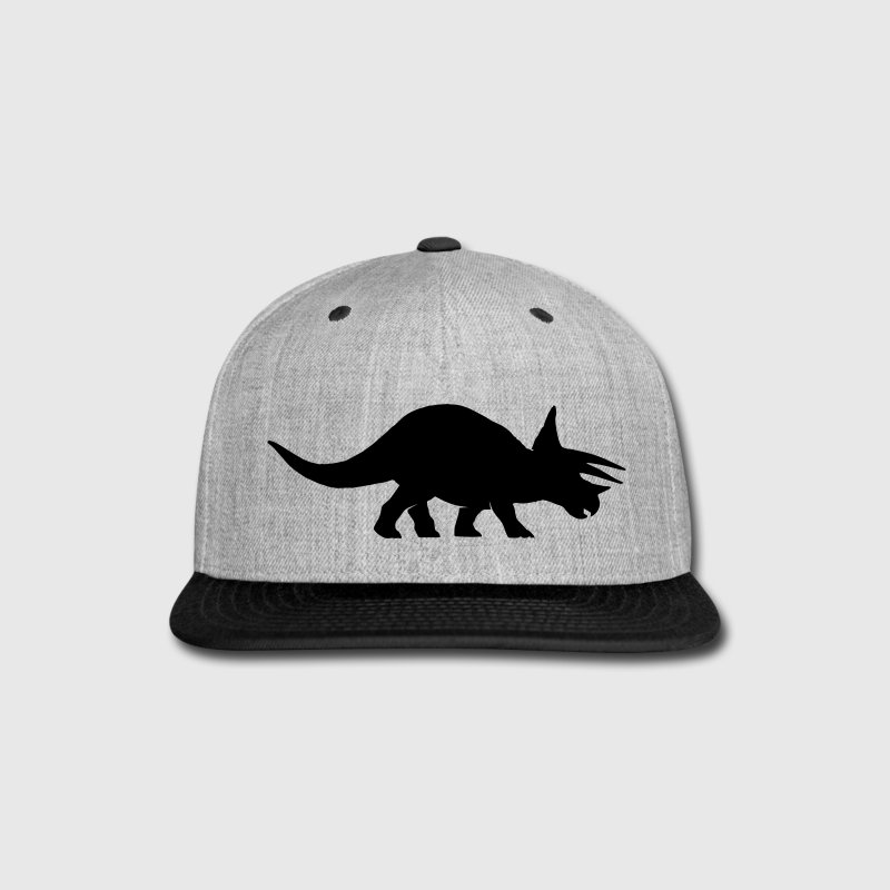 dinosaur jr baseball cap custom triceratops sportswear snap toddler hat