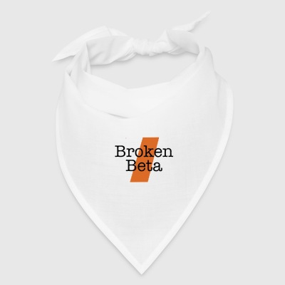 Broken Beta Buttons - Bandana