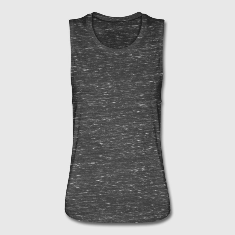 Coffee and squats Tanks - Women's Flowy Muscle Tank by Bella