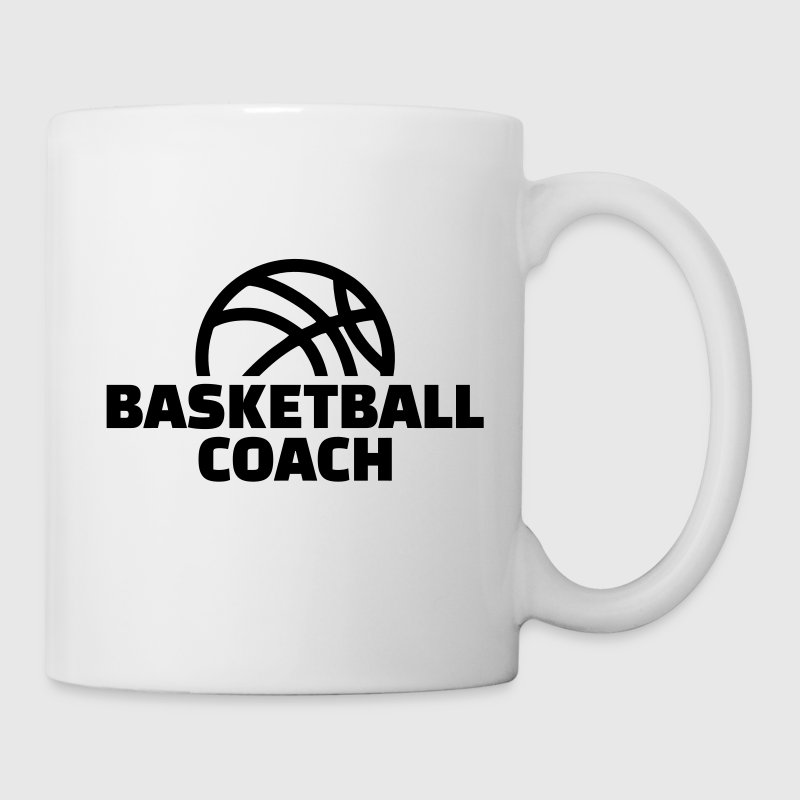 Basketball coach Mugs & Drinkware - Coffee/Tea Mug
