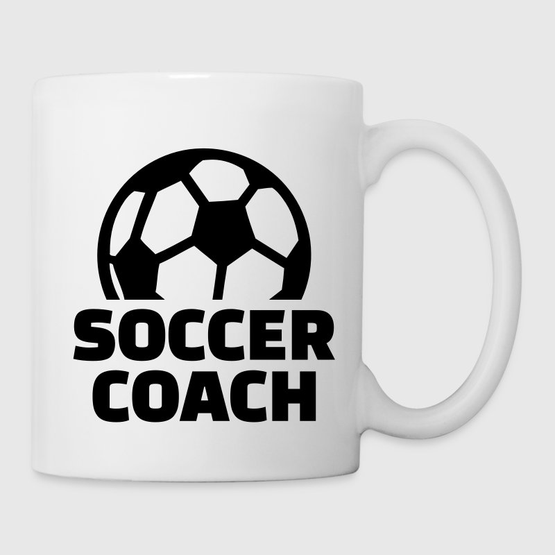 Soccer coach Mugs & Drinkware - Coffee/Tea Mug