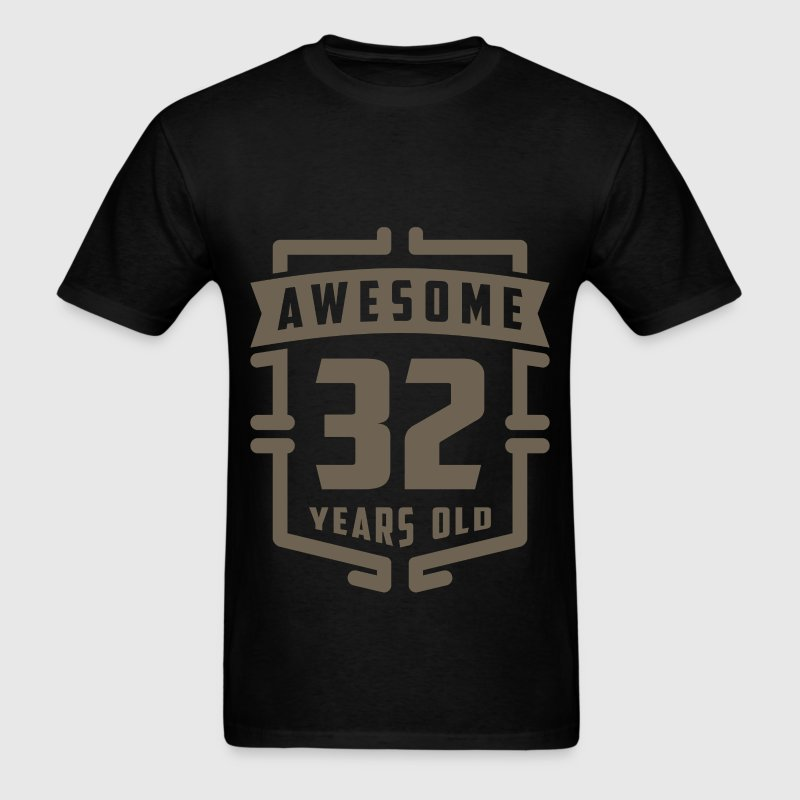 Awesome 32 Years Old - Men's T-Shirt