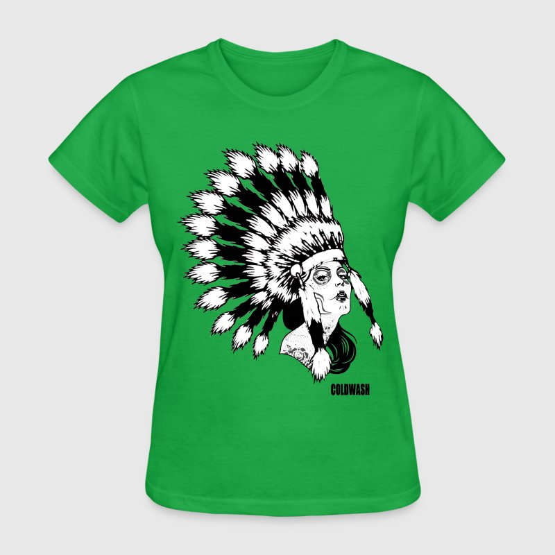 BRAVE GIRL T-Shirts - Women's T-Shirt