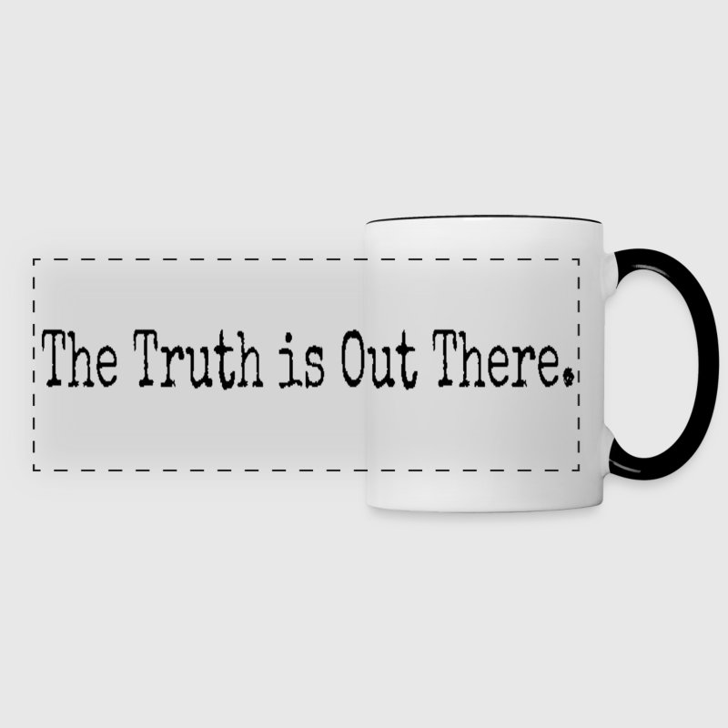 The Truth is Out There - Panoramic Mug