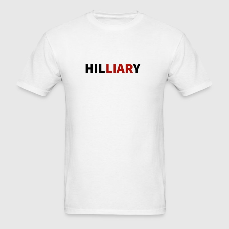 HilLIARy Shirt - Men's T-Shirt