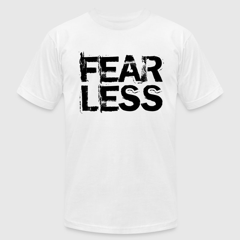 FearLess T-Shirts - Men's T-Shirt by American Apparel