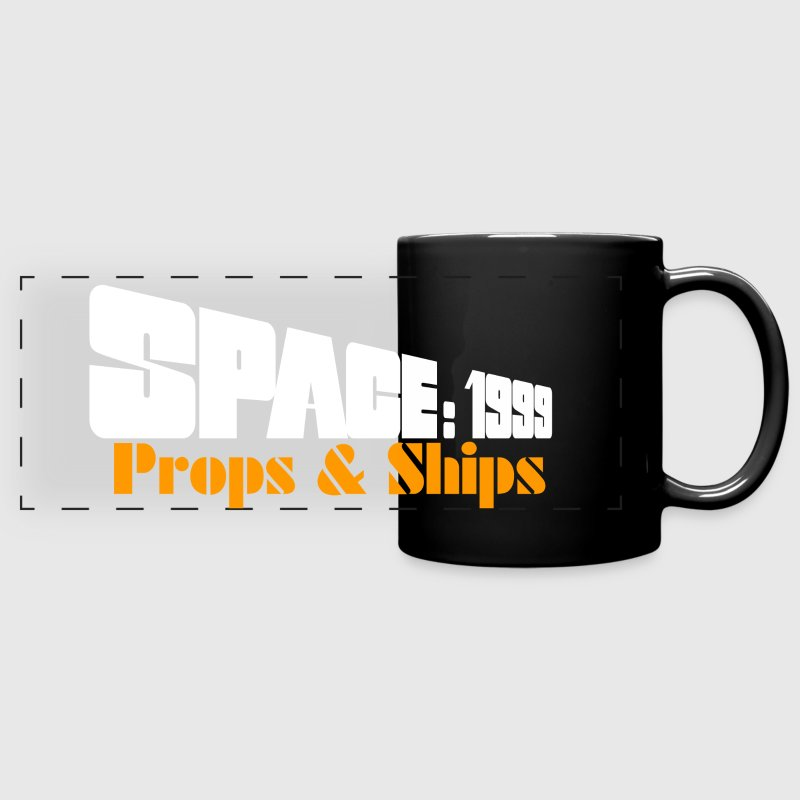 Space: 1999 Props & Ships coffee mug - Full Color Panoramic Mug