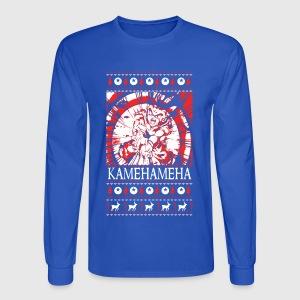 Dragon Ball – Kamehameha Christmas Sweater T-Shirt | Spreadshirt