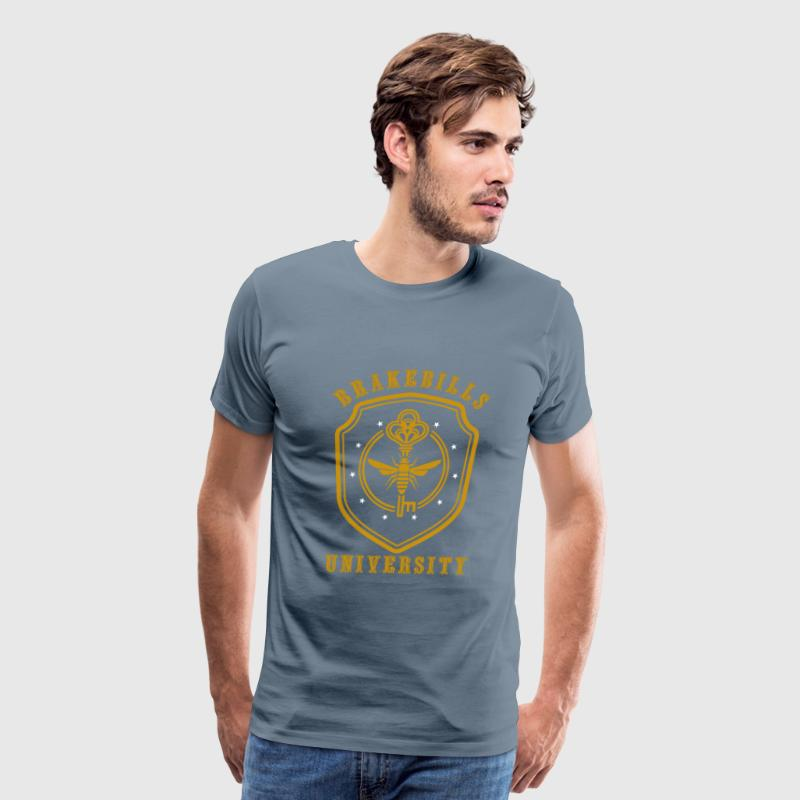 BrakeBills University - Men's Premium T-Shirt