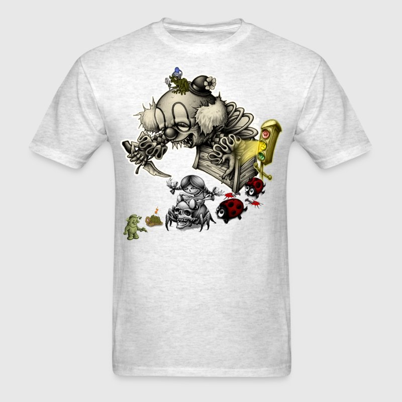 psycho clown - Men's T-Shirt