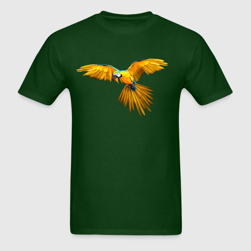 Macaw - Men's T-Shirt