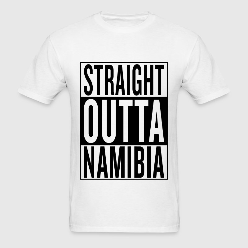 Namibia T-Shirts - Men's T-Shirt