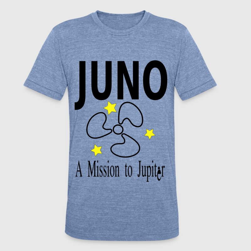Juno jupiter - Unisex T-shirt - Unisex Tri-Blend T-Shirt by American Apparel