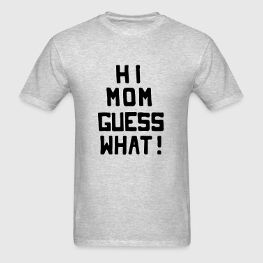 Surprise for Mommy: Coming-out Sportswear - Men's T-Shirt