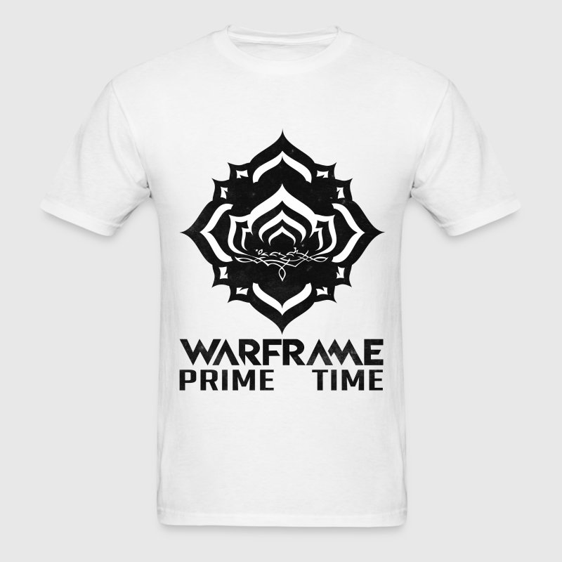 Warframe Prime Time - Men's T-Shirt
