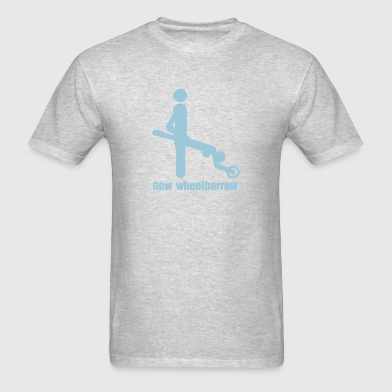 new wheelbarrow sex position T-Shirts - Men's T-Shirt