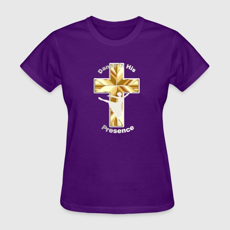 In His Presence Tee - Women's T-Shirt