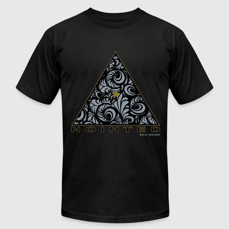 Anointed T-Shirts - Men's T-Shirt by American Apparel