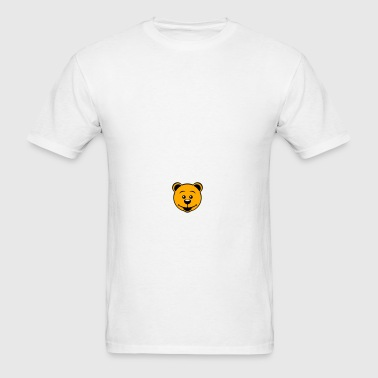 Teddy Bear (Smile / 3C) Sportswear - Men's T-Shirt