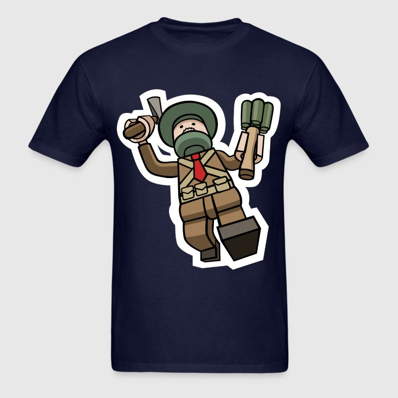 BF1 LEGO Slengineer - Men's T-Shirt