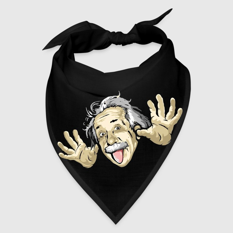 Albert Einstein Caps - Bandana