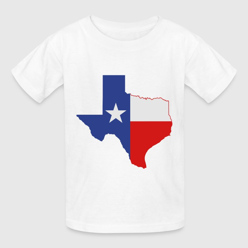 Texas Kids' Shirts - Kids' T-Shirt