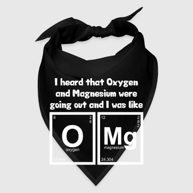 OMG - Oxygen and Magnesium Mugs & Drinkware - Bandana