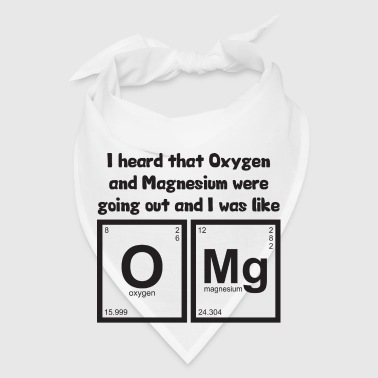 OMG - Oxygen and Magnesium Phone & Tablet Cases - Bandana