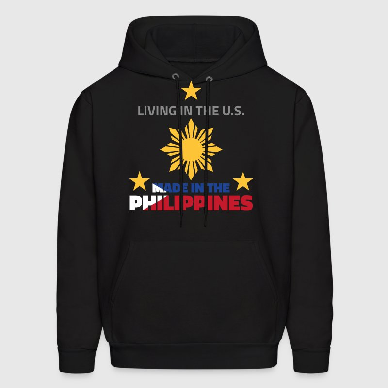Made in the Philippines (U.S.) - Men's Hoodie