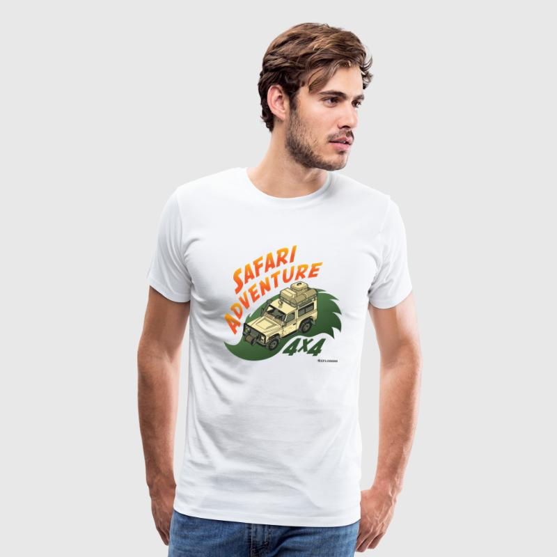 Safari Adventure - Men's Premium T-Shirt