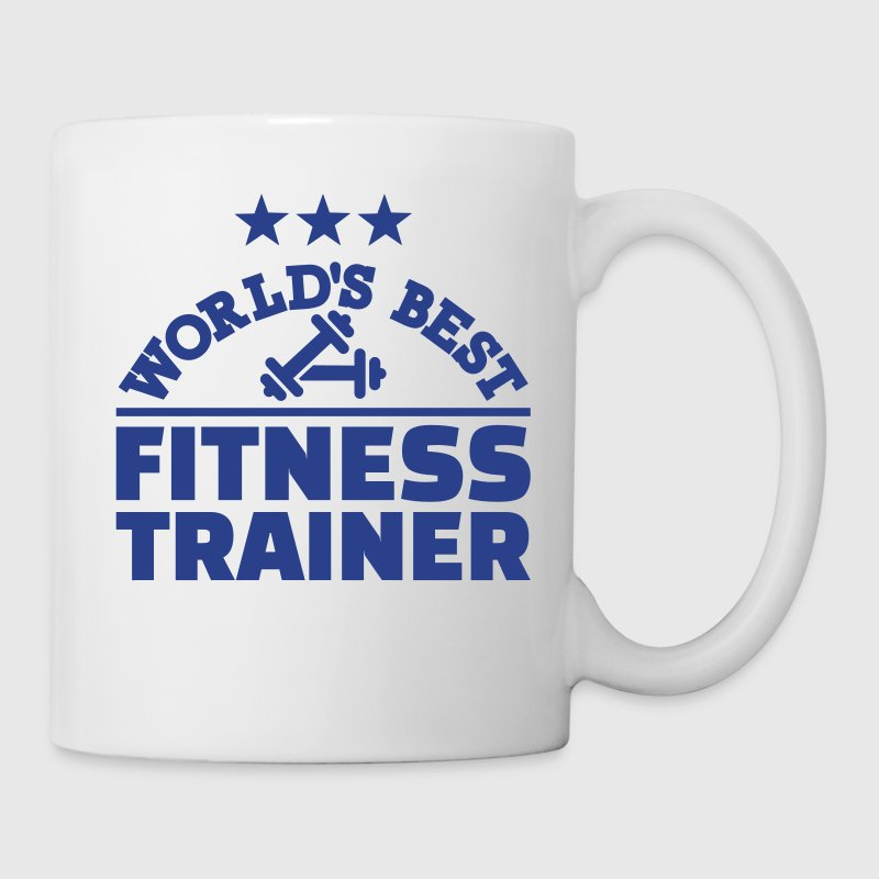 Fitness trainer Mugs & Drinkware - Coffee/Tea Mug