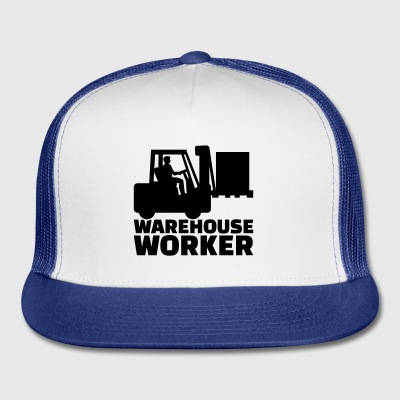 Warehouse worker Mugs & Drinkware - Trucker Cap
