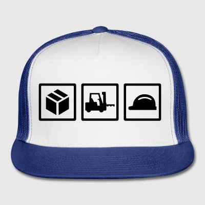 Warehouse Mugs & Drinkware - Trucker Cap