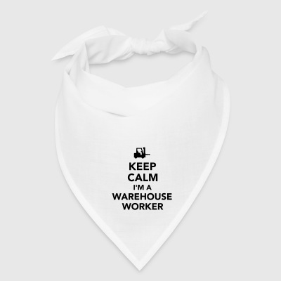 Warehouse worker Mugs & Drinkware - Bandana
