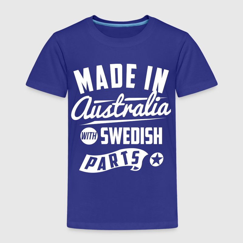 Australian Swedish Baby & Toddler Shirts - Toddler Premium T-Shirt