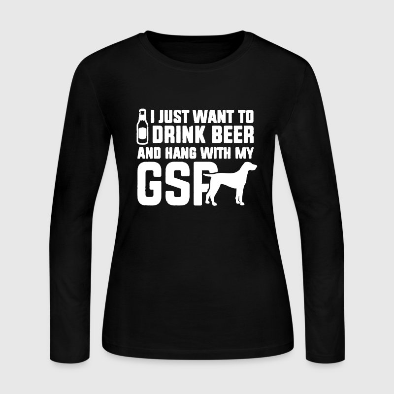 GSP Shirt - Women's Long Sleeve Jersey T-Shirt