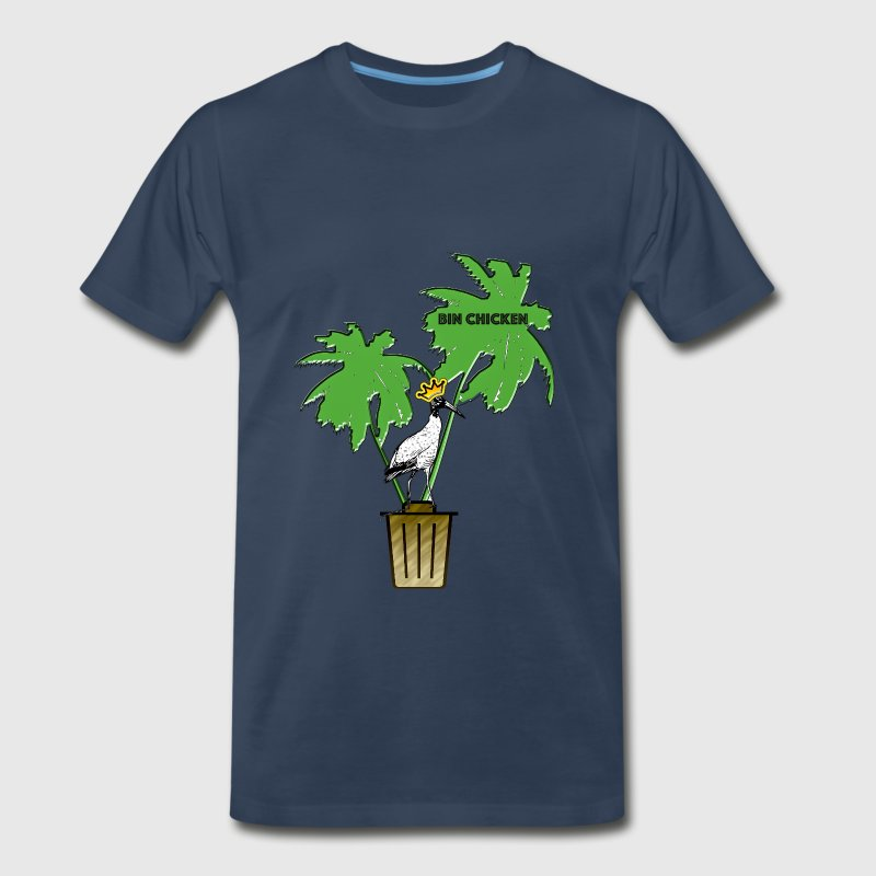 King Bin Chicken T-Shirts - Men's Premium T-Shirt