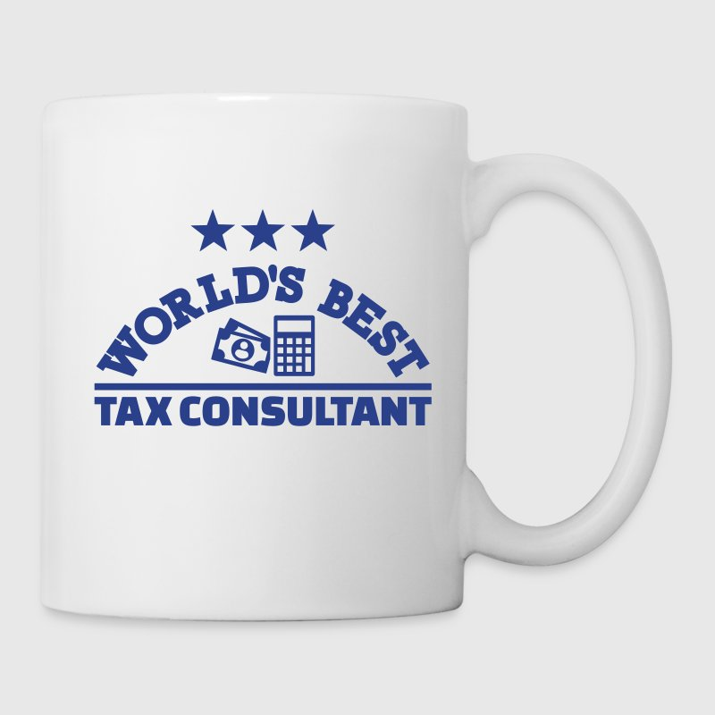 Tax consultant Mugs & Drinkware - Coffee/Tea Mug