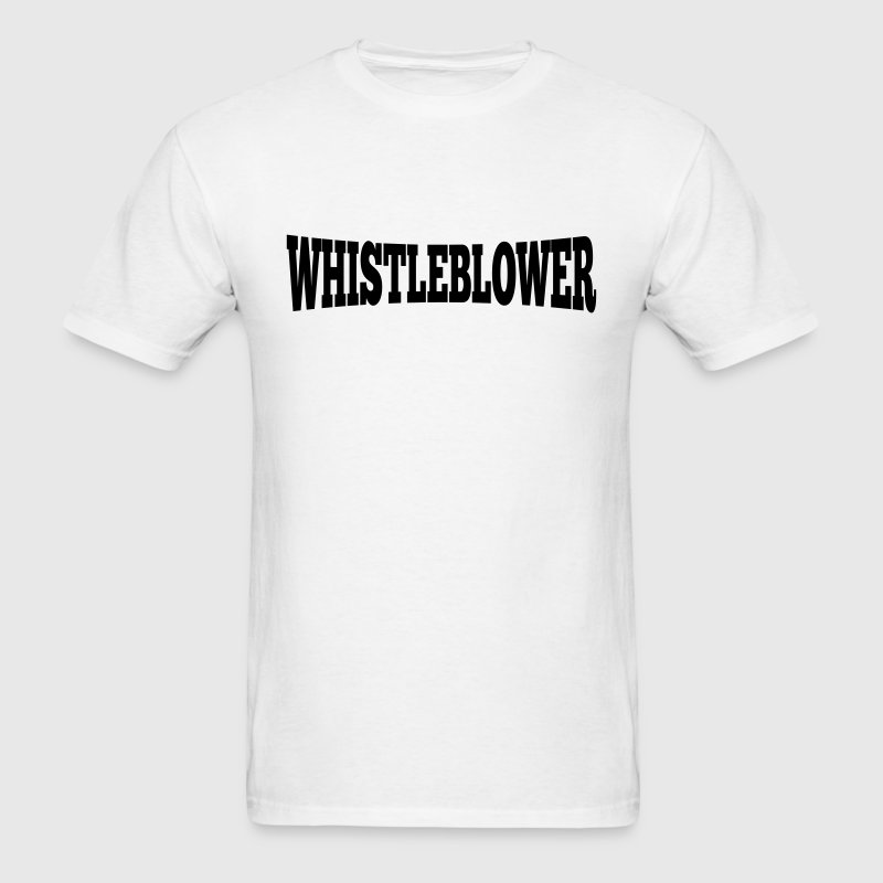 WHISTLEBLOWER T-Shirts - Men's T-Shirt