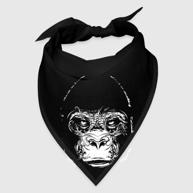 Head of a gorilla Bags & backpacks - Bandana