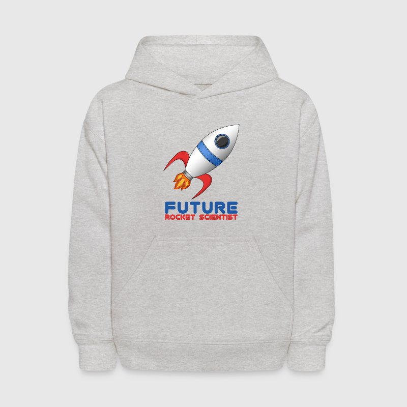 Future Rocket Scientist - Kids' Hoodie
