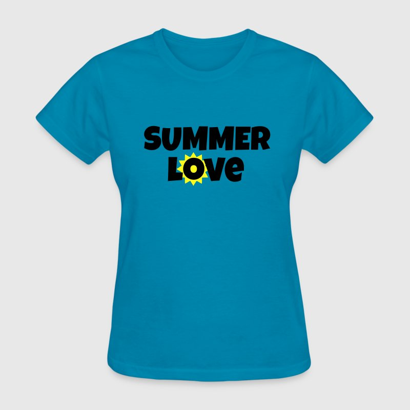 SUMMER LOVE T-Shirts - Women's T-Shirt
