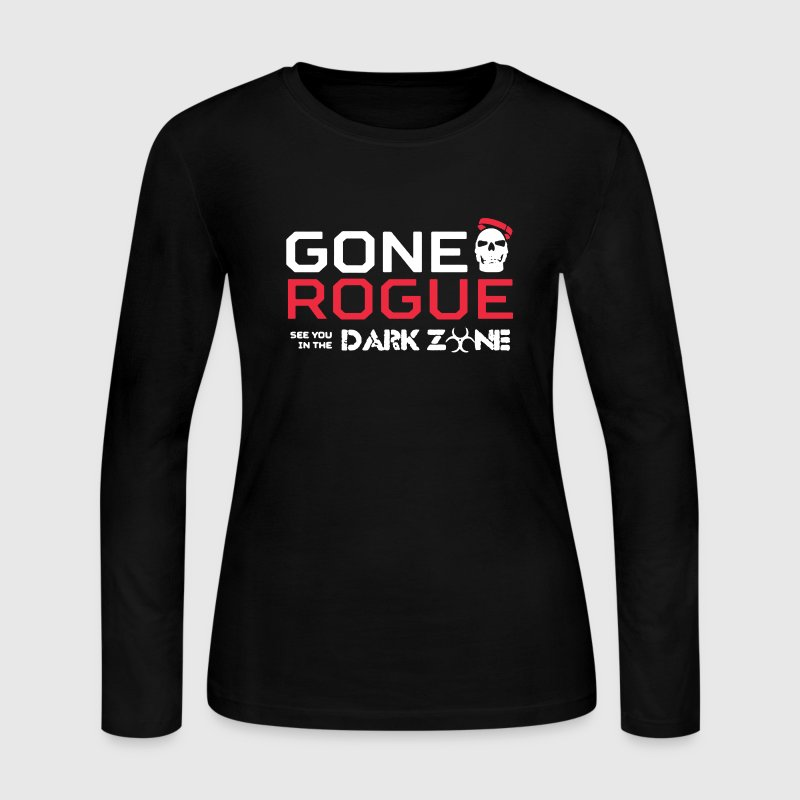 Gone Rogue Shirt - Women's Long Sleeve Jersey T-Shirt
