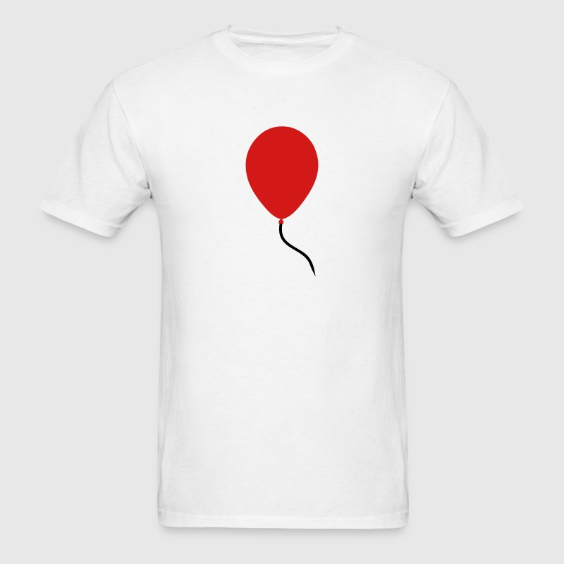 Red Balloon T-Shirts - Men's T-Shirt