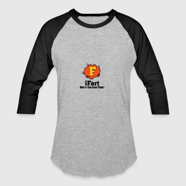 Fart Super Power Baby Bodysuits - Baseball T-Shirt
